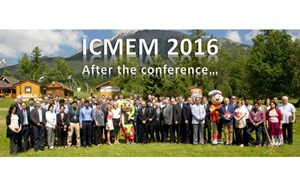 Team Society : ICMEM 2016, Slovakia - after the conference...